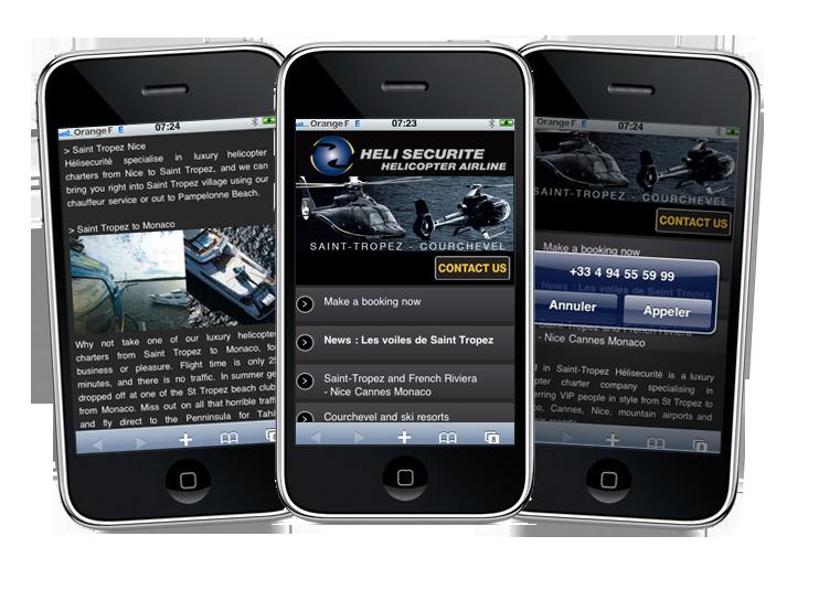 Heli_Mobile_Website