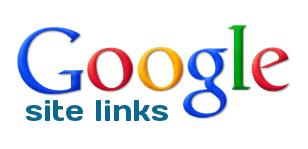 Google Sitelinks Logo