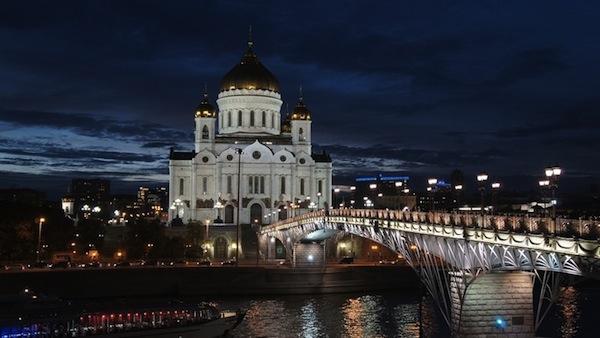 Luxury online marketing in Russia