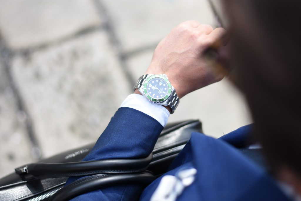 Luxury watches are another part of UHNW marketing