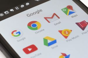 Google has been fined for abusing its android dominance.