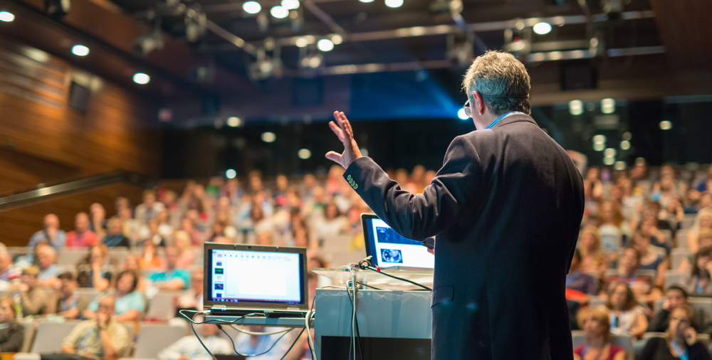 A marketing expo is the perfect opportunity to upgrade your knowledge